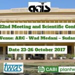 AAIS 22nd Meeting and Scientific Conference